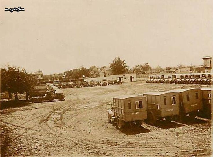 Adana nın Fransız işgali dönemi 1920