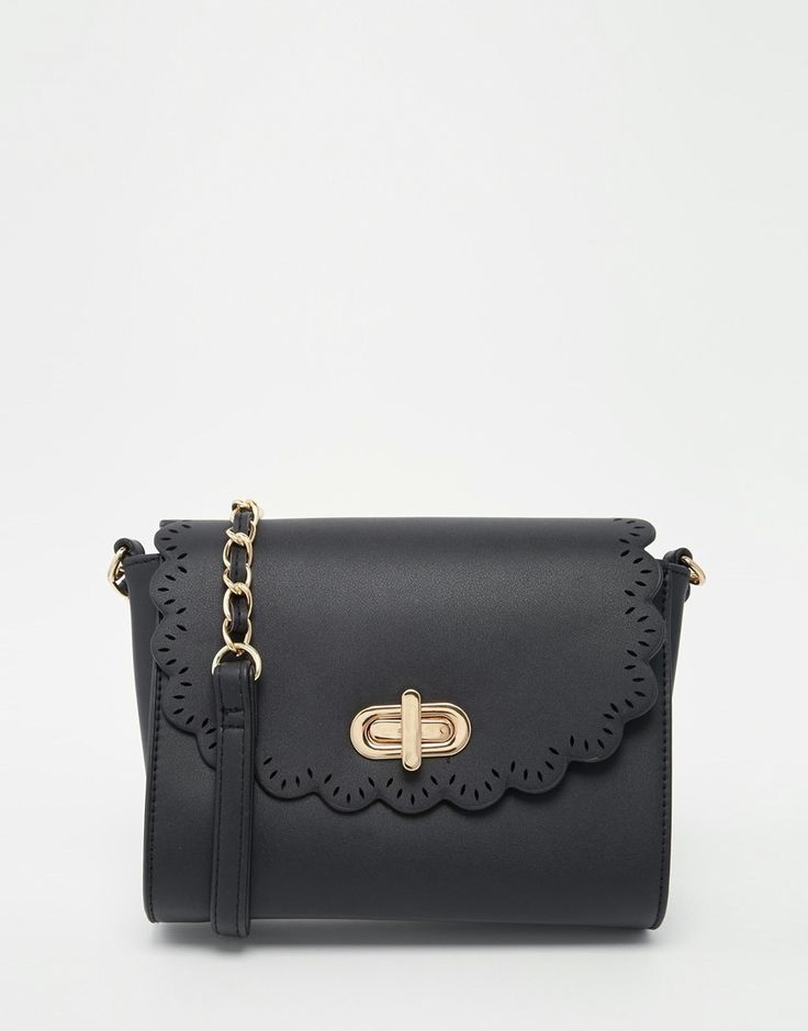 ASOS Scallop Cross Body Bag