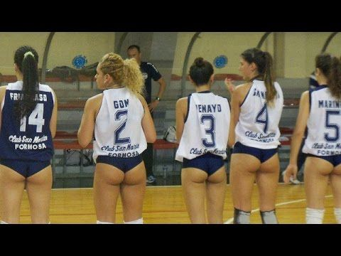 amazing argentina volleyball girls beach and indoor