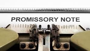 What is a Promissory Note?     INTRODUCTION.  this document introduces the basic legal requirements of promissory notes through case law and other legal commentaries.  A Promissory note belongs to a class of contracts known as negotiable instruments, together with bills of exchange, cheques, & drafts.   Each type of negotiable instrument has specific formalities which must be met in order to be valid.