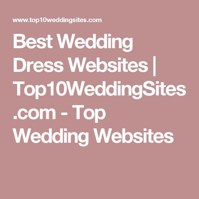 Best Websites Top10weddingsites Top Wedding