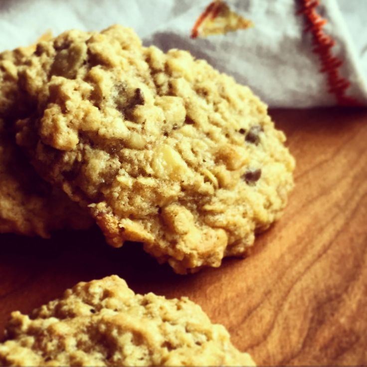 Chewy oatmeal cookie base recipe with suggestions for various add ins to change it up. Deliciously addictive!