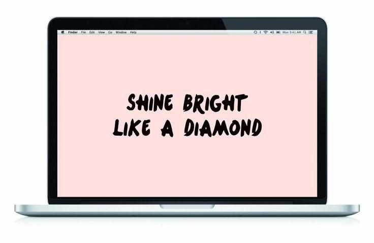 Shine Bright! www.tellmetuesdayblog.com