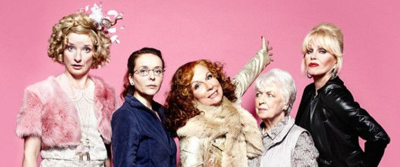Yes, The 'Ab Fab' Movie IS Happening!