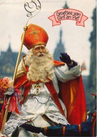Sinterklaas van Amsterdam