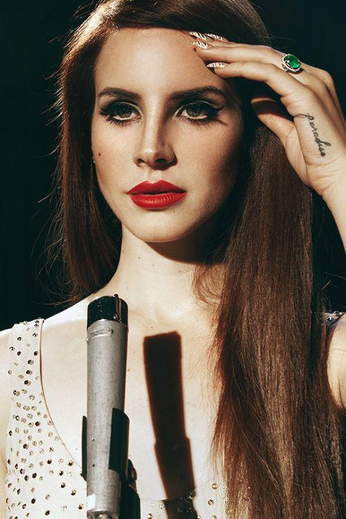 Lana Del Rey National Anthem music video