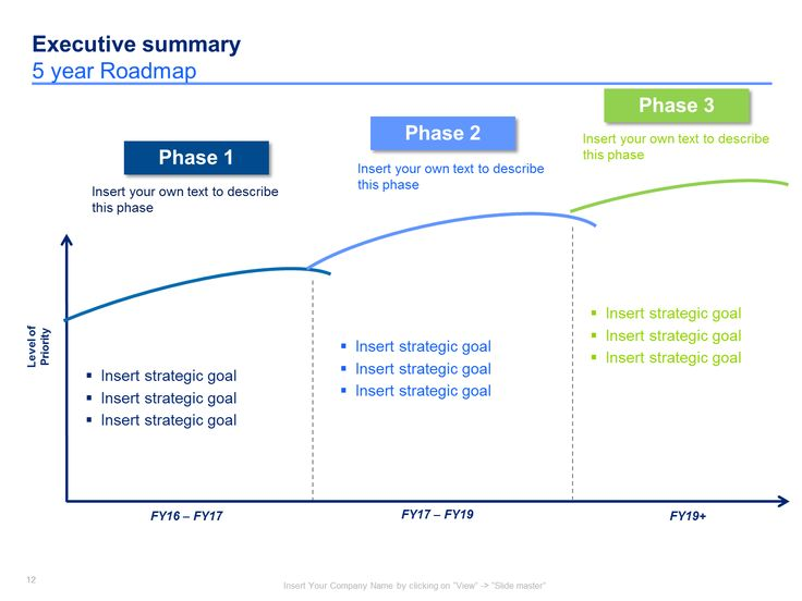15 Best Simple Strategic Plan Template By Ex Mckinsey