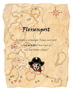 Piratenfeest draaiboek