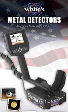 White's Electronics Metal Detectors are designed to help Dad quickly sort out the treasures from the junk, saving him valuable search time -- an essential feature for water and beach metal detecting. He'll love this for Father's Day!