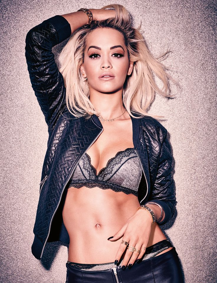 Rita Ora – 'Tezenis' lingerie Autumn/Winter 2015 campaign