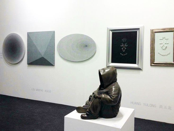 Booth D18, Art+ Shanghai Gallery, 5th Art Stage Singapore