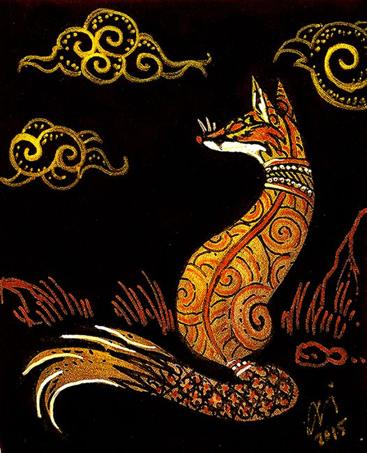 There Are No Foxes In Thailand by Culpeo-Fox.deviantart.com on @DeviantArt