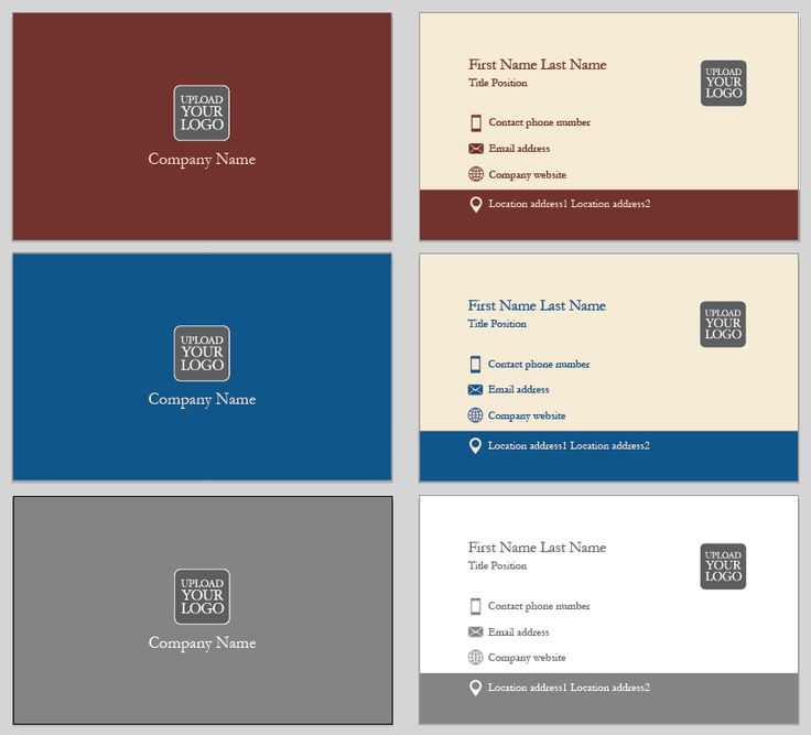 Best Design Tool Templates Traditional Business Cards Images - Business cards examples templates