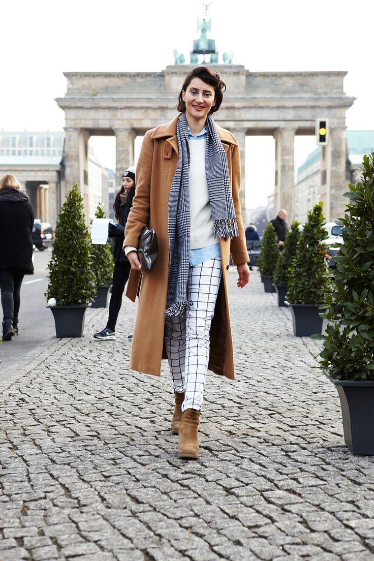 Street Style, Berlin: 31 photos from outside fashion week's first Fall 2014 shows
