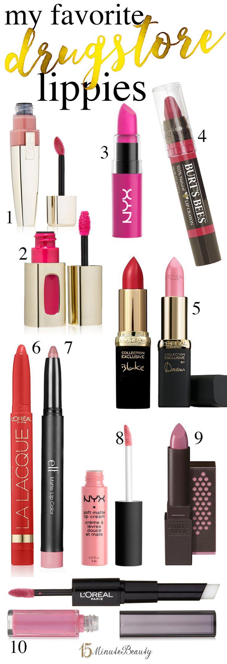 Best 25+ Drugstore Lipstick Ideas On Pinterest