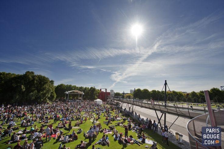 Eté à Paris #4 : décollage immédiat pour les Scènes d'été à la Villette