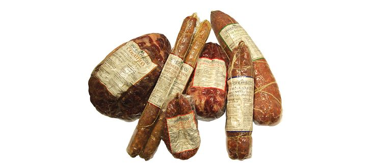 Meats from Preferisco; available whole or sliced and ready to use! #bosafoods