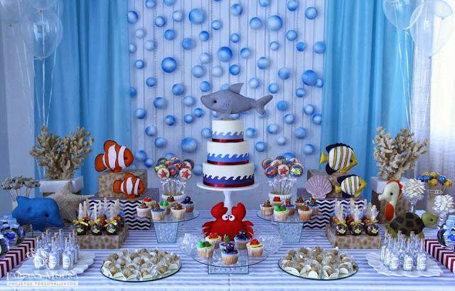 Festa Fundo do Mar!!!
