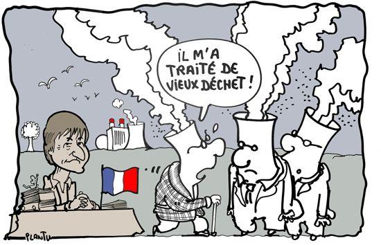 Le journal de BORIS VICTOR : LE DESSIN DU JOUR DE PLANTU  - Mardi 11 juillet 20...