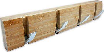 bamboo door hooks - Google Search