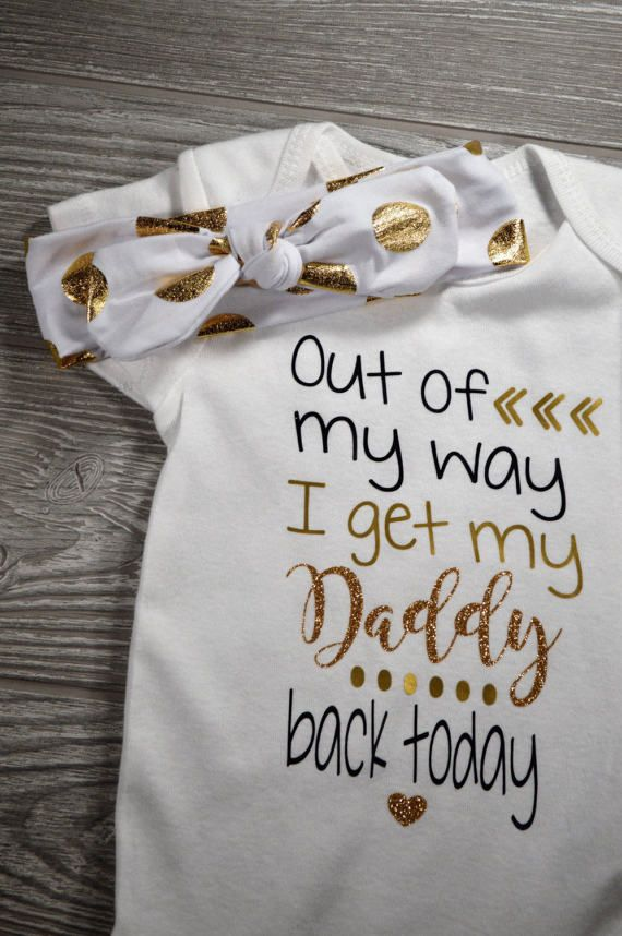 Military baby daddy deployed I get my daddy back today out of