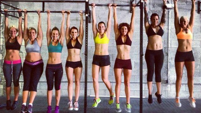 10 redenen waarom vrouwen moeten gewichtheffen