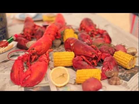 Summer entertaining made easy and fun: One-Pot Lobster Party