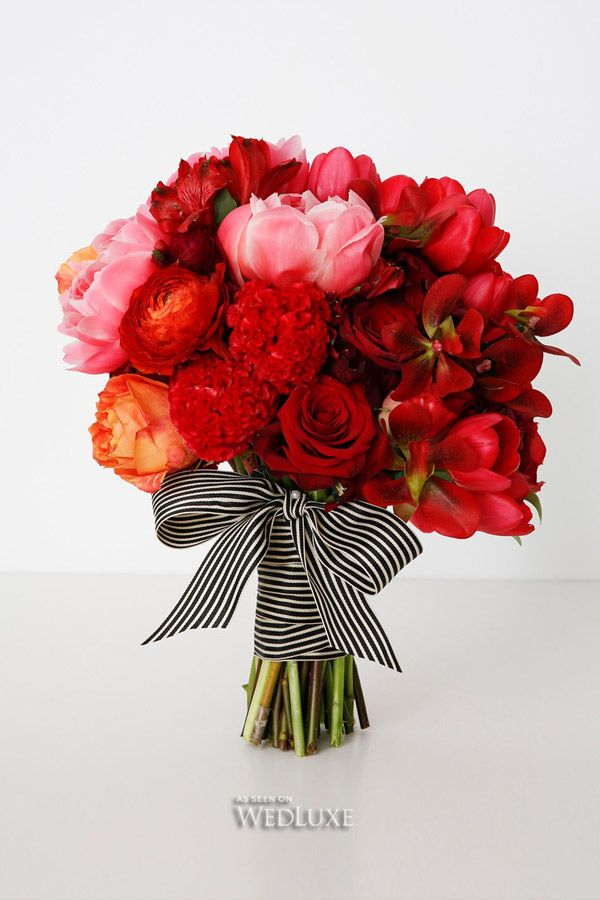 626 Best Red Flower Arrangements amp Bouquets Images On
