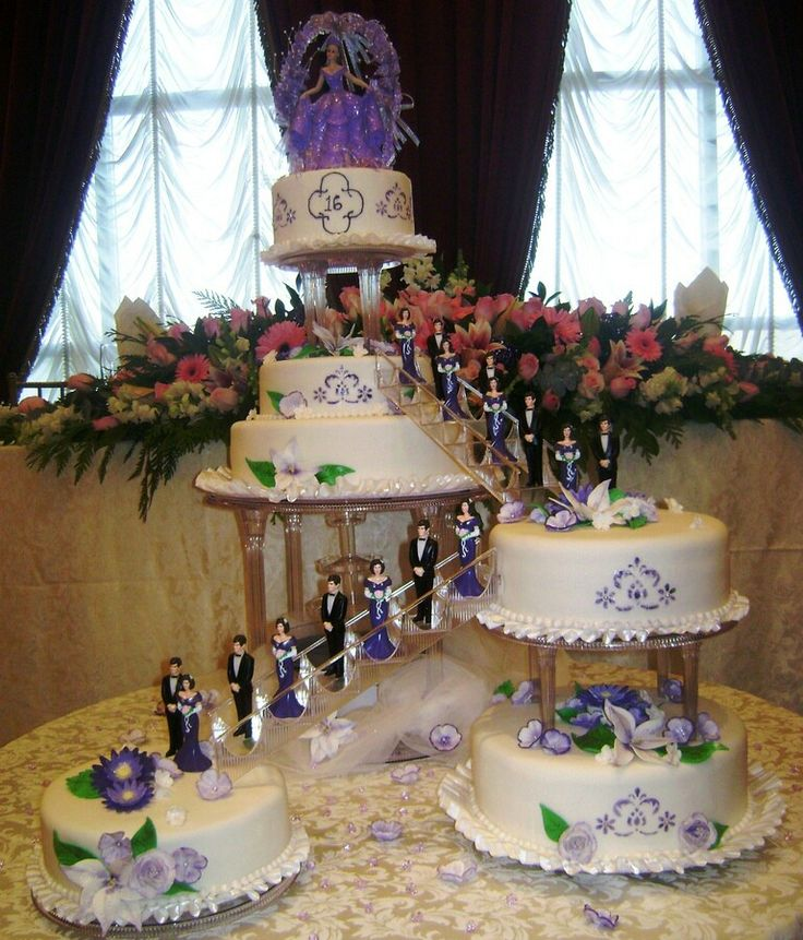 Quince Cake In 2019 Traditional Wedding Cakes Quince