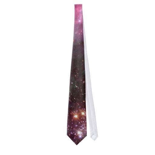 Tarantula Nebula mens tie