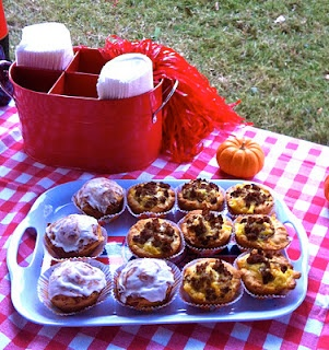 Food Ideas  Early Morning Tailgating