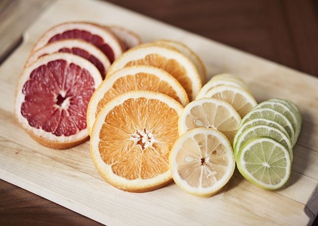 Citrus.  I love pics like this for the kitchen.  I dont have any in my kitchen now but i want some for my new place.