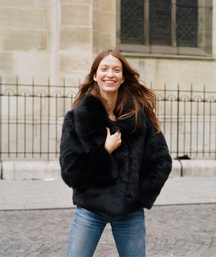 Tendencia Amada Para El Invierno: Abrigos De Piel Sintética | Cut & Paste – Blog de Moda