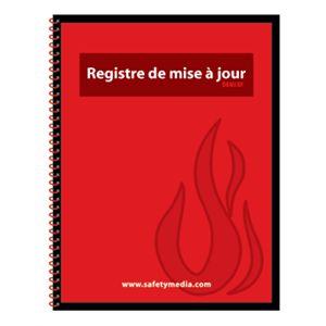 MAINTENANCE LOG BOOK FRENCH VERSION (Registre de mise a jour)