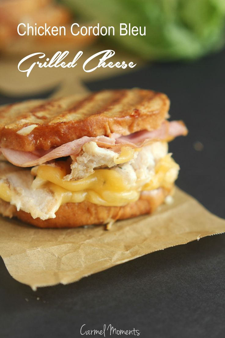 ... delcious grilled cheese for meat and cheese lovers | carmelmoments.com