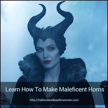 Do you want to learn How to Make Maleficent Horns? With the Brand New 2014 Disney Maleficent movie out in the theaters, it has become one of the most popular costumes for this Halloween.    Now wh