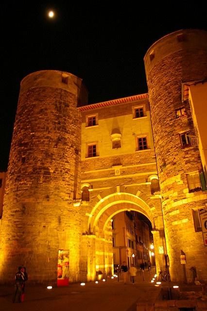Lucca - Porta SS Gervasio e Protasio?