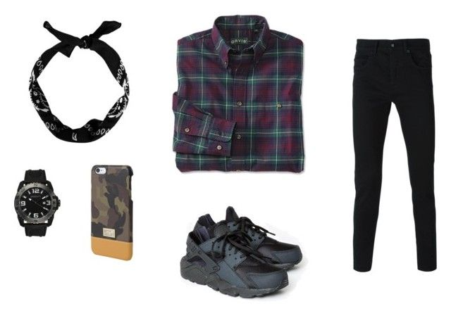 """""""for men"""" by dasha-efimovich on Polyvore featuring мода, NIKE, Argenti, HEX, women's clothing, women's fashion, women, female, woman и misses"""
