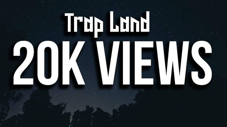 "Many thanks to all of you for the support they have given to channel ""Trap Land"". We already have 20k views! ALL THE BEST ALL TRAP LAND.  ------------------- #trap #trapmusic #drop #music #hiphop #dubstep #house #festival #king #rap #producer #beats #edclv #martingarrix #trapnation #carnage #remix #keysnkrates #lookas #edc2016 #edm #edmfreaks #edclv #edclv2016 #trapland #party #spinnin #rave #trap2016 by thetrapland"