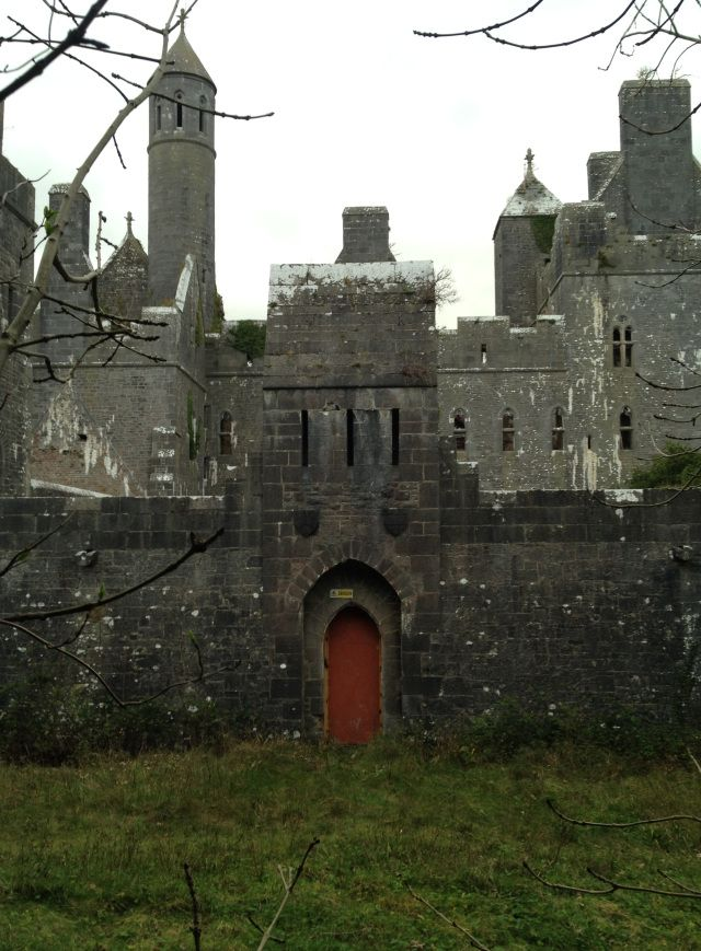 Dromore Castle, Ireland