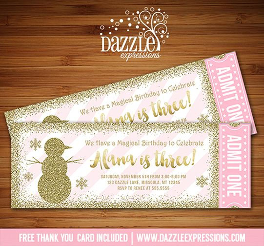Best 25+ Winter wonderland tickets ideas on Pinterest Winter sky - ball ticket template