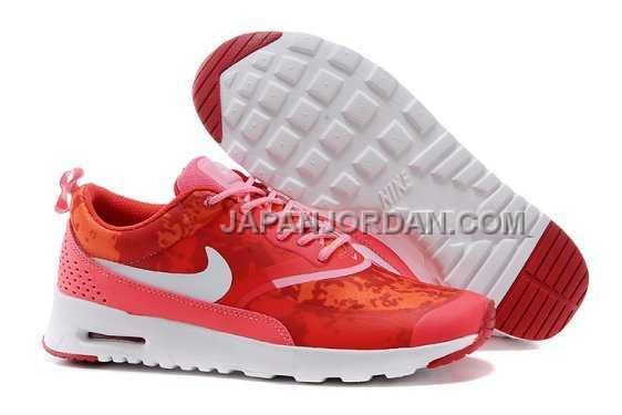 https://www.japanjordan.com/nike-air-max-thea-womens-red-pink-white.html 本物の NIKE AIR MAX THEA WOMENS RED PINK WHITE Only ¥7,268 , Free Shipping!
