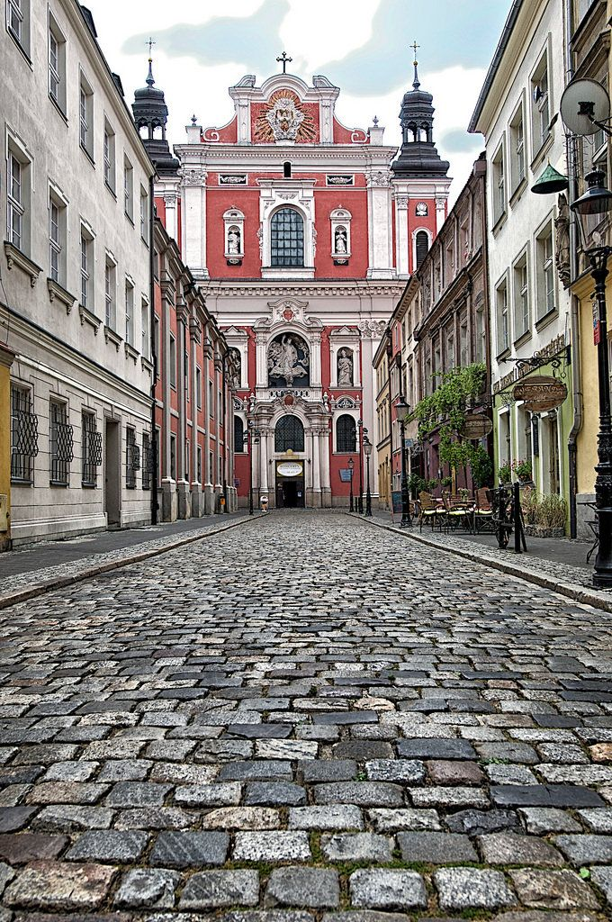 Poznan, Poland (by Massimo Usai)