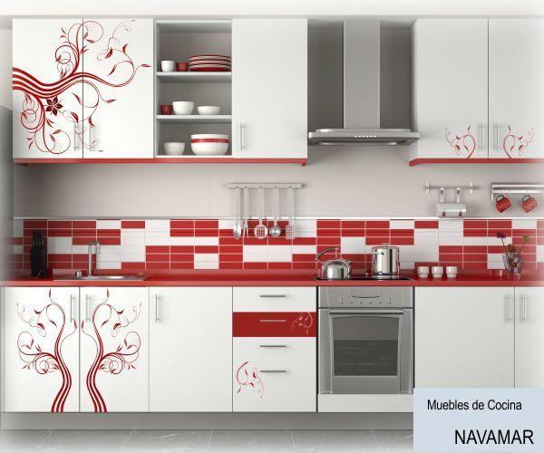 Más de 17 imágenes excelentes sobre Muebles de cocina en Pinterest ...