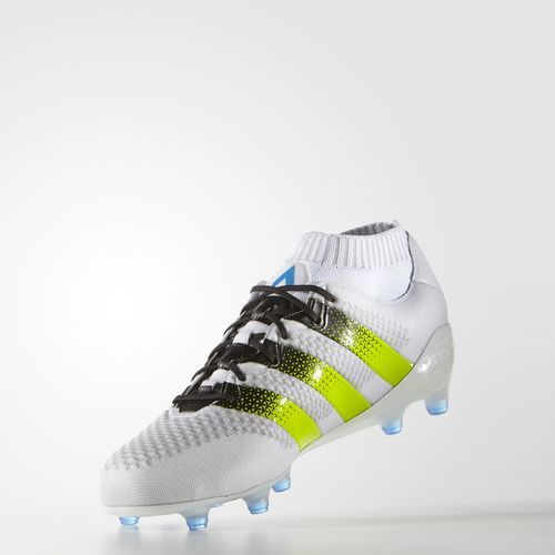 The first-ever white Men's edition of the next-gen Adidas Ace Football  Boots boasts a fresh design.