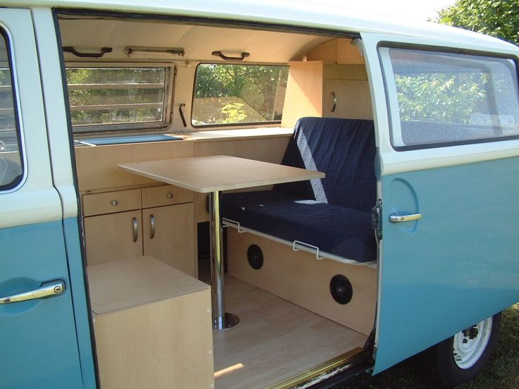custom campervan interiors - Google Search
