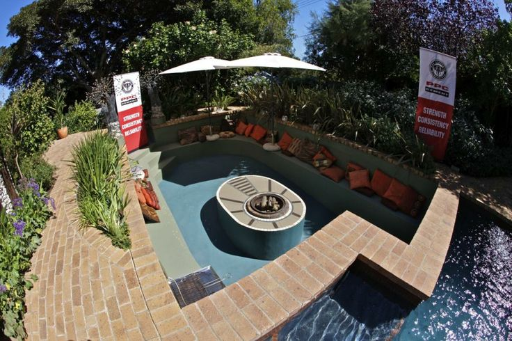 In its celebration of creativity and lifestyle, Pretoria Portland Cement (PPC) announced the winner of its Creative Cement Competition for 2011. Alan Raubenheimer of Durbanville, Cape Town, claimed the grand prize of a garden makeover valued at R50, 000 after entering his creation of 'Boma in the pool' into the competition.