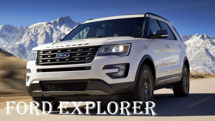 FORD Explorer Sport Trac 2017 Off Road - Interior, Engine, Exhaust - Spe...