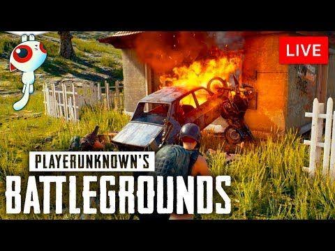 Вы были ИЗБРАНЫ!  PlayerUnknown's Battlegrounds  Стрим в PUBG https://youtu.be/vlsBoBq92Hw