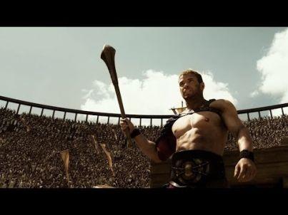 Hercules - La leggenda ha inizio Official Trailer [HD].  #cinema #film #avventura #azione #cinetimeit